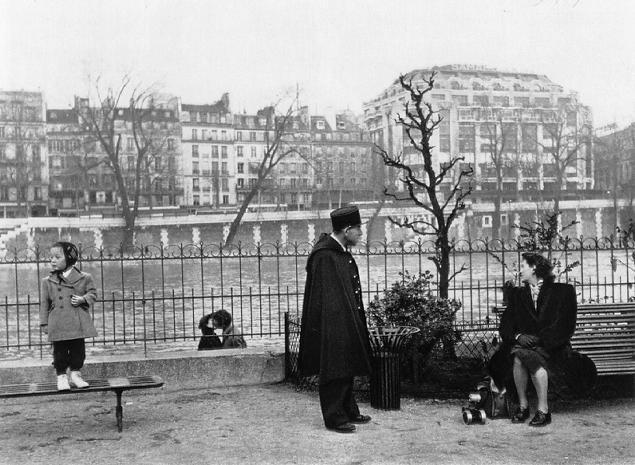 Square du Vert-Galant (1950)