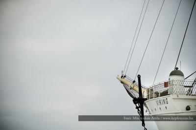 Göteborg kikötője